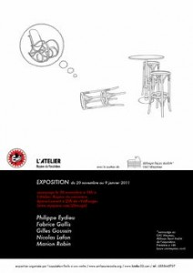 Affiche expo collective